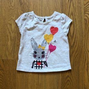 🆕 NWT rabbit tee shirt